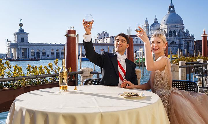 Monte-Carlo in Venice